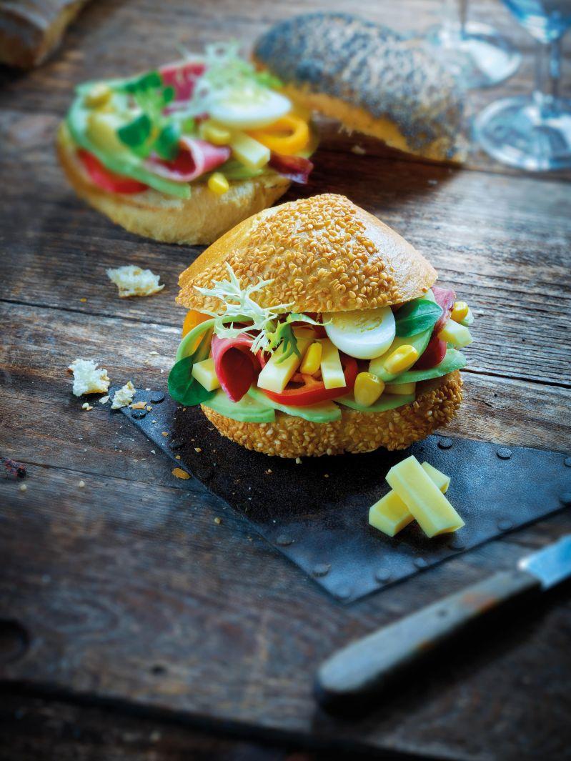 """Sandwich """"Al'Pain"""" au Beaufort<"""
